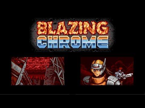 NerdCore Gameplays | Blazing Chrome