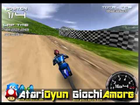 gioco motocross da