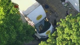 Authorities search for clues following van attack in London