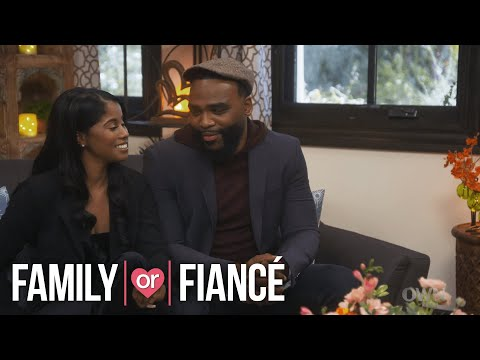 Tracy Challenges Will and Shae to Connect With Each Other's Families | Family or Fiancé | OWN