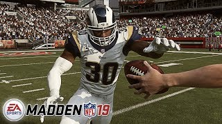 Top 5 Best Run Plays In Madden 19 - Gash Any Defense!