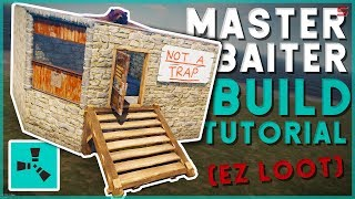 RUST | TRAP BASE Tutorial (The Master Baiter) | Building 3.2