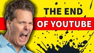 The END of YouTube? Article 13 EXPLAINED