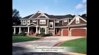 Arts & Crafts Home Video 1   House Plans And More