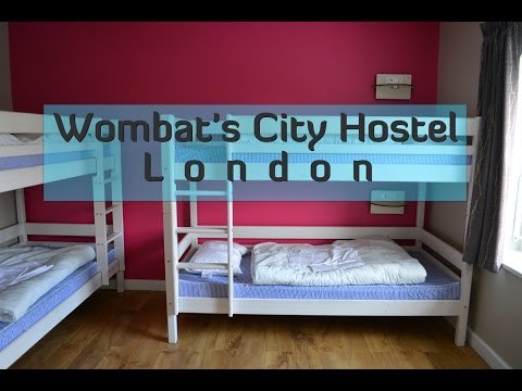 Wombat's City Hostel London Review
