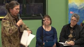 Public Forum Fracked Gas Pipeline 20170222