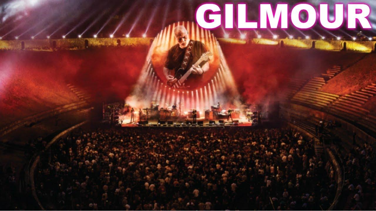 Gilmour Pompeii