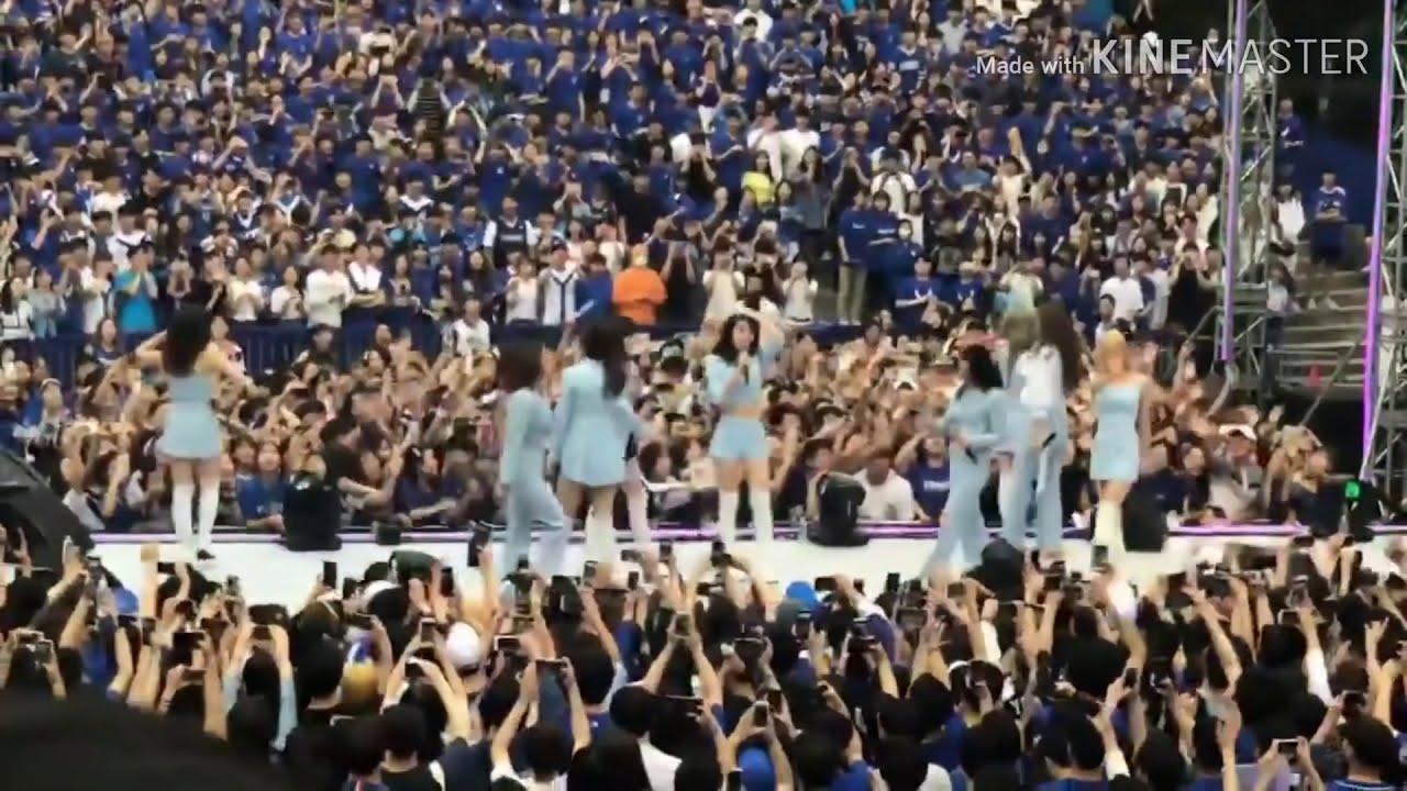 (190517) TWICE - Cheer Up FANCAM @Akaraka Festival Yonsei University 2019