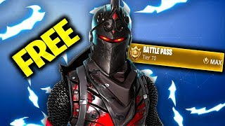 How to Get The BLACK KNIGHT For *FREE* in Fortnite! (FORTNITE GLITCH)