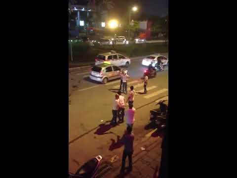 Vụ đánh nhau kinh hoàng giữa 2 nhóm thanh niên tại 128 Trần Duy Hưng tối ngày 11-11-2013