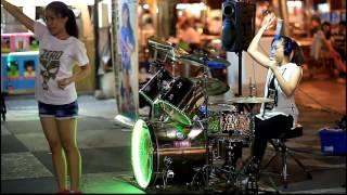 Download Video 20160705【小黃奕】爵士鼓 - 羅小白S.white - UUU (Drum Cover) MP3 3GP MP4