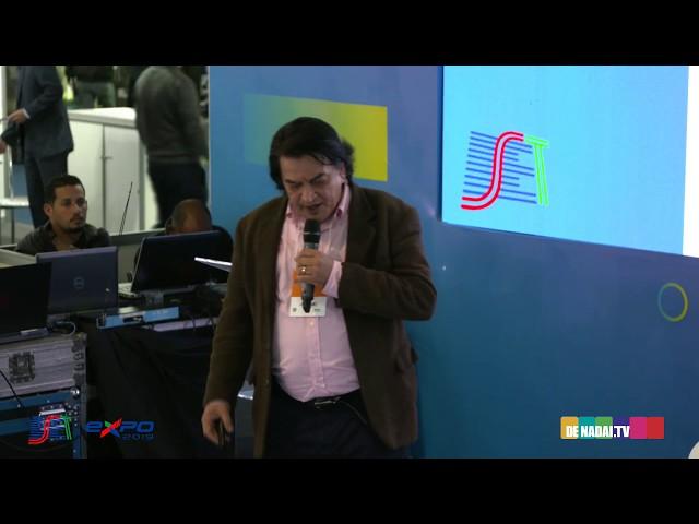 Inovações para Contribuição Diferenciada de TV - InternetSat / Unisat – J.R. Cristovan
