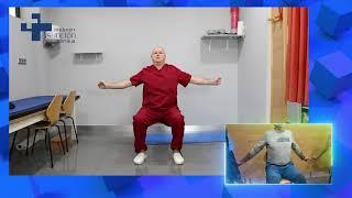 Escuela de espalda: Sesión de ejercicio funcional