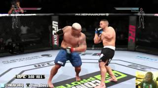 UFC Knockouts 2014 - BOOOOOM!! - UFC 2014 Gameplay | UFC Fights 2014