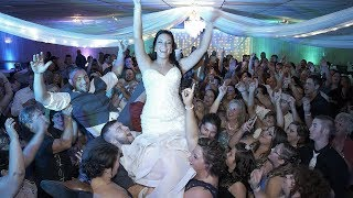 Wedding Reception at the Vagabonds Center in Butler - DJ Pifemaster Productions