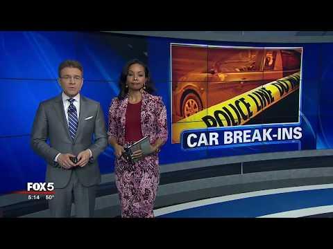 Rockdale County car break-ins