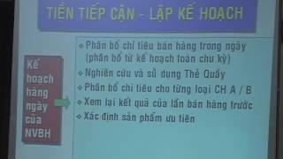 Huấn luyện kỹ năng bán hàng Phân phối FMCG (2) - Chuyên gia Cao Lương Tài