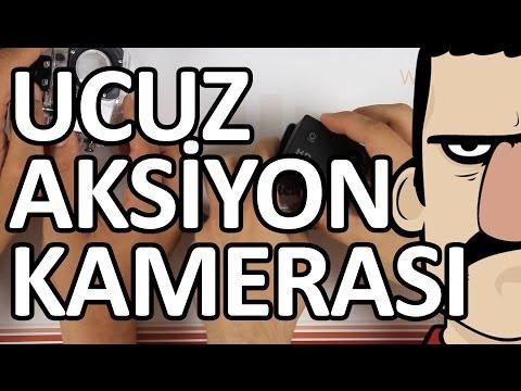 Ucuz Aksiyon Kamerası İncelemesi (NoPro) - Teknolojiye Atarlanan Adam