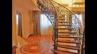 Кованые и деревянные лестницы ч. 4(Кованые лестницы, кованая мебель, художественная ковка и многое другое на сайте - http://miar.uaprom.net/, 2015-05-10T17:14:42.000Z)