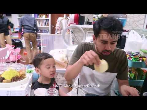 JANJI SUCI -Romantis,  Raffi Manja Banget Sama Gigi (9/6/18) Part 2
