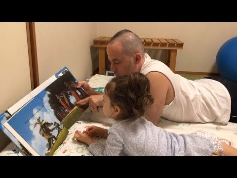 Virtual Homestay - A Bedtime Story - How to Teach Your Child English - Learn English Naturally