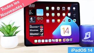 iPadOS 14 : toutes les nouveautés en 3mn !