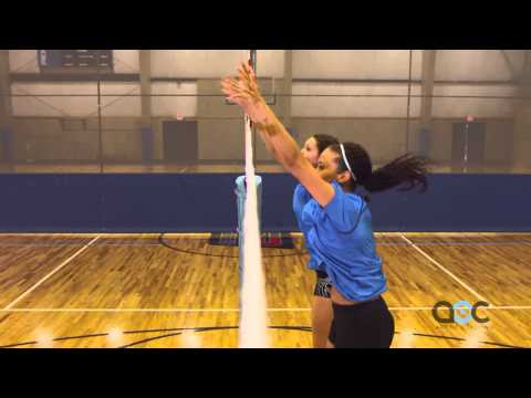 Blocking Tips - Terry Liskevych - The Art of Coaching Volleyball