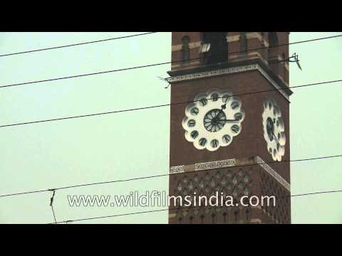 Hussainabad Clock Tower of Lucknow