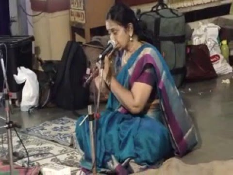 17 Apr 2016 Musical Ramayana Flute by Smt.Hema Balasubramanian with her student