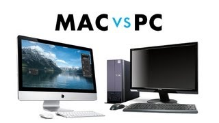 Mac Vs PC: Multitasking Challenge