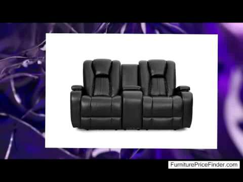 Seatcraft Transformer Reclining Loveseat With Power And