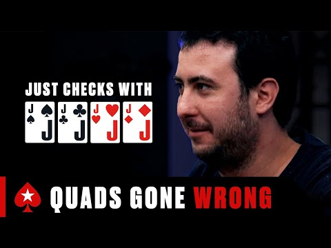 How To NOT PLAY QUADS ♠️ PokerStars