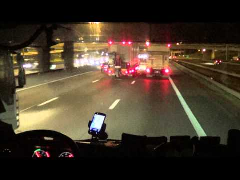 Truck'n'movies #70 - I znowu problemy w Calais