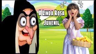 A Linda Rosa Juvenil