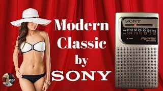 Sony ICF-S10MK2 AM FM Portable Radio Review