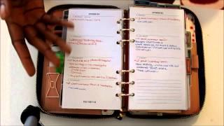 Plan My Life - Kate Spade Detailed Setup
