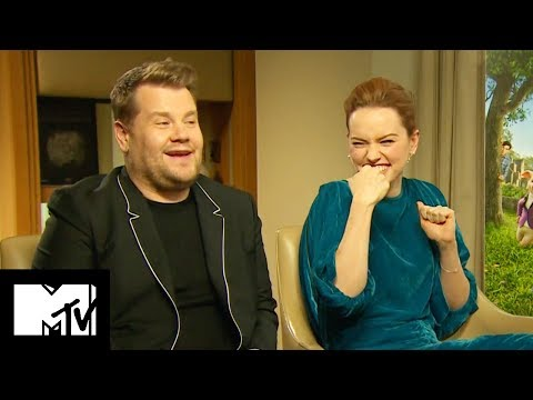 James Corden And Daisy Ridley's FUNNIEST 'Peter Rabbit' Moments & Bloopers | MTV Movies streaming vf