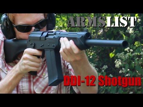 DDI 12 Shotgun - Saiga Clone