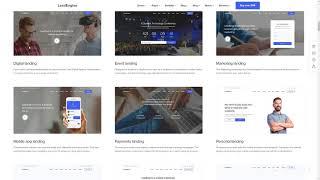 LeadEngine - Multi-Purpose WordPress Theme with Page Builder H