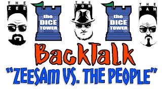 BackTalk 15: ZeeSam vs. The People