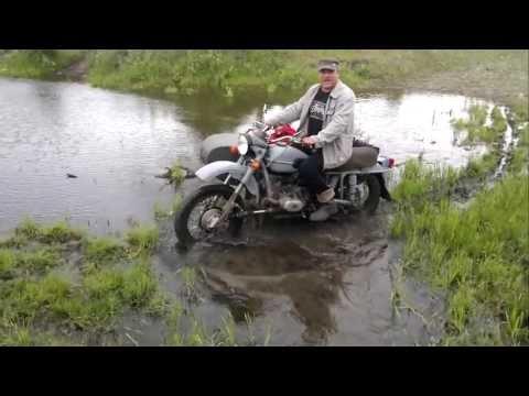 видео: Урал передний привод 2013