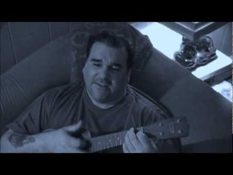 Letter Edged in Black - Ukulele Crooner - Rick Russo