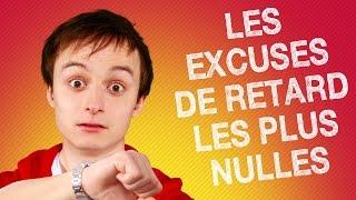 TOP #5 DES EXCUSES DE RETARD LES PLUS NULLES