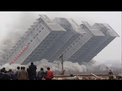 لو لم يتم تسجيل هذه اللحظات المرعبة في الصين لما صدقها أحد