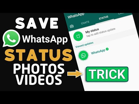 WhatsApp HACK To See Old Expired STATUS Photos And Videos After 24h And SAVE Them 2017 - Youtube 🔥