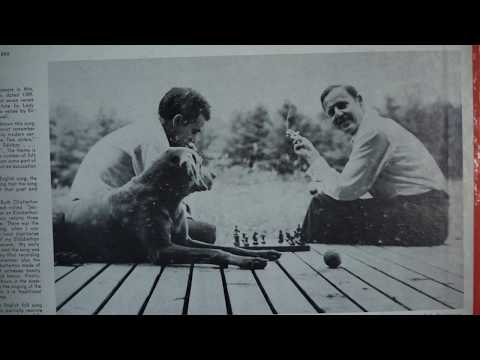 Richard Dyer Bennet – 9 1960 Tenor Folk