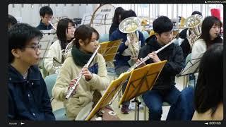 2018年12月9日 釧路工業高等専門学校吹奏楽部 第13回定期演奏会 告知