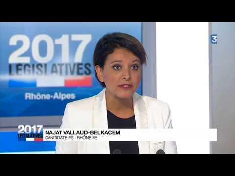 """Le """"flou"""" de la politique d'Emmanuel Macron oppose N. Vallaud Belkacem et Bruno Bonnell"""