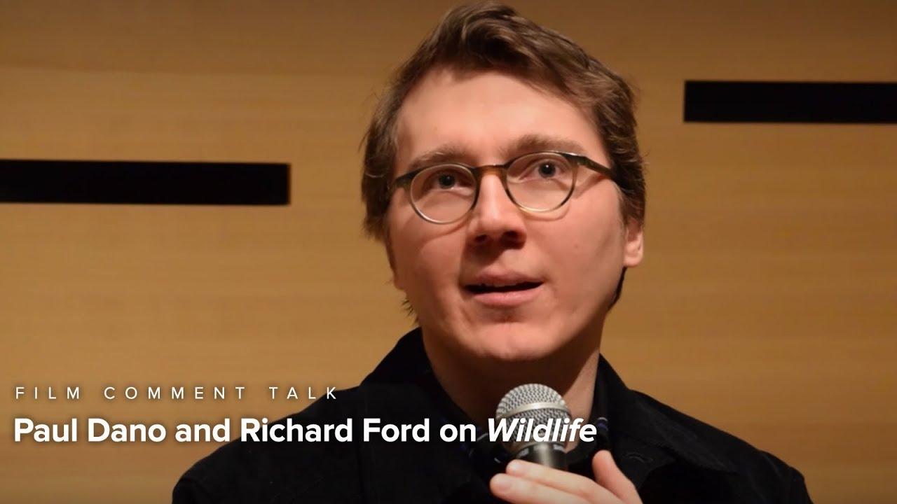 Paul Dano & Richard Ford on Wildlife | Film Comment Talk