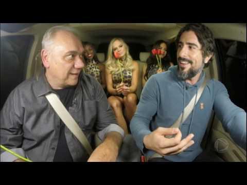 Famosos mandam perguntas sobre sexo para Marcelo Rezende